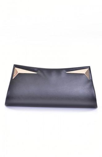 Black Portfolio Hand Bag 0433 -10