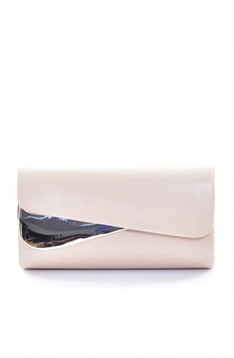 Skin color Portfolio Hand Bag 0443 10