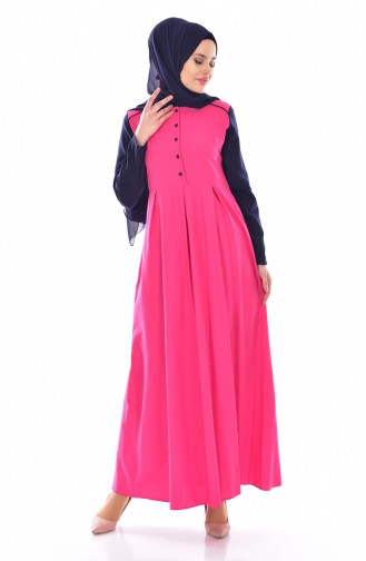 Robe Garnie 5733-10 Fushia 5733-10
