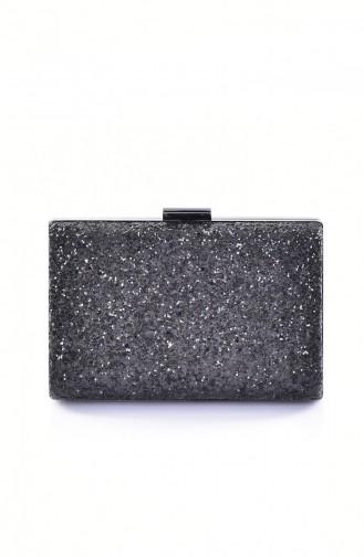 Black Portfolio Hand Bag 0275-01