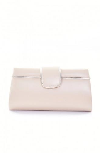 حقيبة يد لون البشرة 0494-09