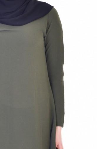 Tunika mit Hose 2er Set 18831-02 Khaki 18831-02