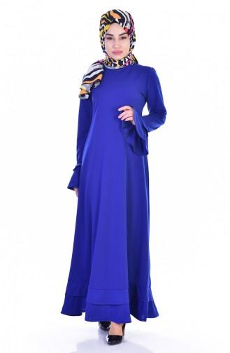 Saxon blue Dress 3304-06