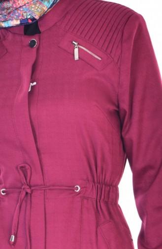 Claret red Cape 2301-02