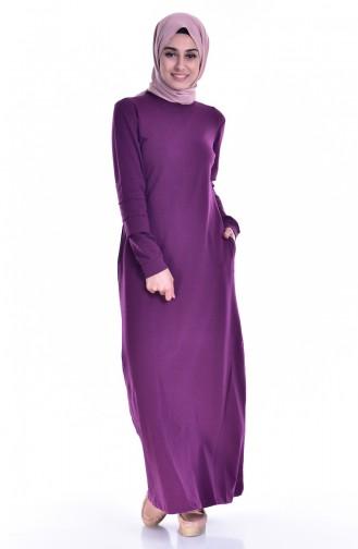 Damson Dress 8111-08