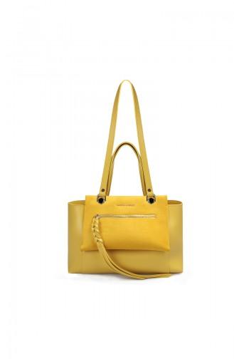 Laura Ashley Bag 651LAS0915-01 Yellow 651LAS0915
