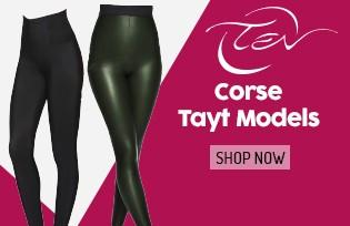 Ten Corsets and Tights Models