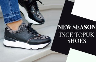 İnce Topuk New Season Shoe Models