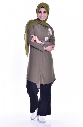 Khaki Tuniek 3070-03