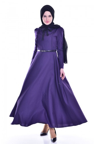 Purple Dress 7172-07