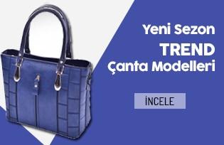 Yeni Sezon Trend Çanta Modelleri