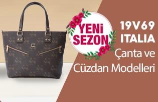 19V69 ITALIA Çanta ve Cüzdan Modelleri