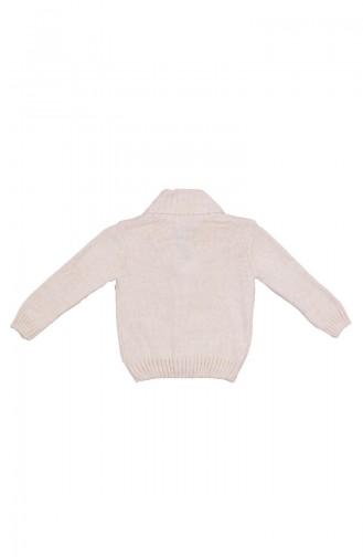 Baby Strickjacke MIO23010BEJ-01 Beige 23010BEJ-01