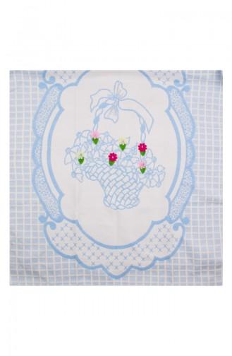 Blue Babydeken 1411-02