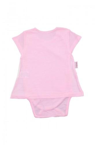 Baby Snappy Body Crnvl219Pmb-01 Pink 219PMB-01