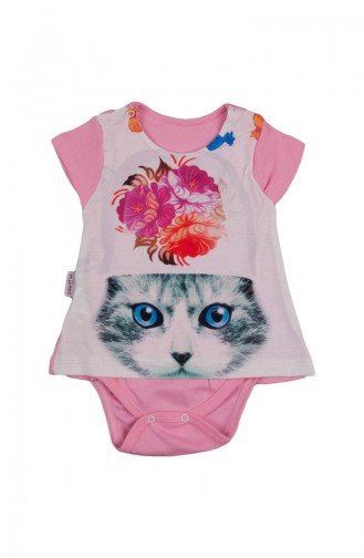 Snappy Baby Body Crnvl225Pmb-01 Pink 225PMB-01