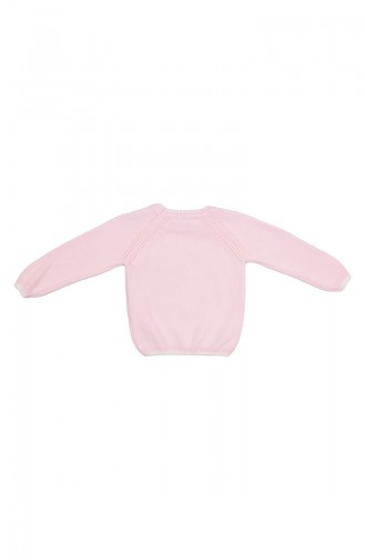 Pull Tricot MIO21013-02 Rose 21013-02