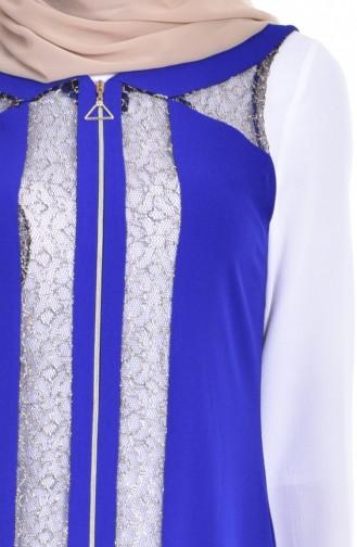 Vest Tunic Double Suit 1827920-01 Saks 1827920-01