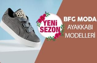 BFG MODA AYAKKABI MODELLERİ