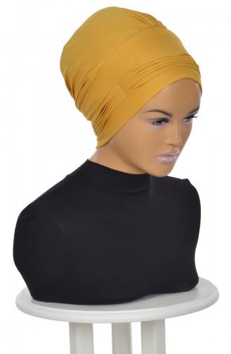 Faltiger Gekämmte Bonnet-Senf B0019-11 0019-11
