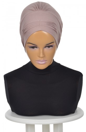 Mink Ready to wear Turban 0019-2
