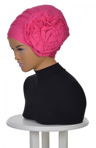 Fuchsia Ready to wear Turban 0021-10