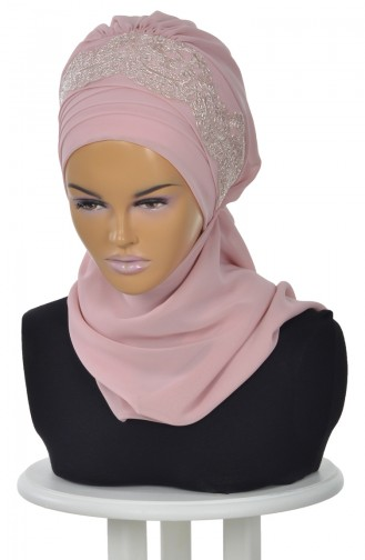 Powder Ready to wear Turban 0053-11