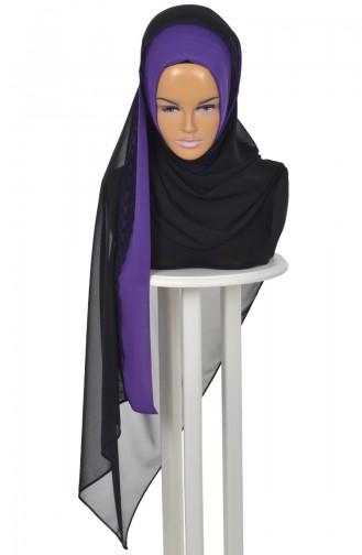 Purple Ready to wear Turban 0023-20-14
