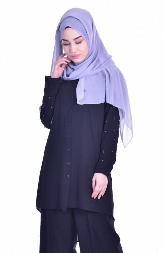 Black Tunic 0761-04