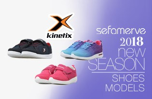 KINETIX NEW SEASON SHOE MODELS