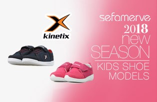 KINETIX NEW SEASON KIDS SHOE MODELS