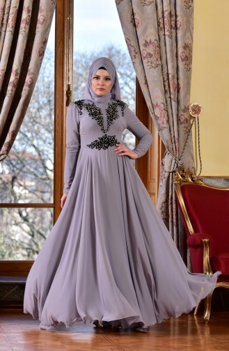 8a21e0aa305a0 Şifon Abiye Elbise Modelleri ve Fiyatları - Tesettür Giyim | SefaMerve