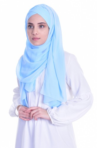 Turquoise Ready to wear Turban 0017-19