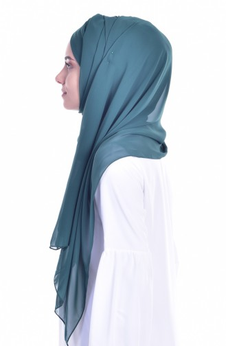Emerald Ready to wear Turban 0017-21