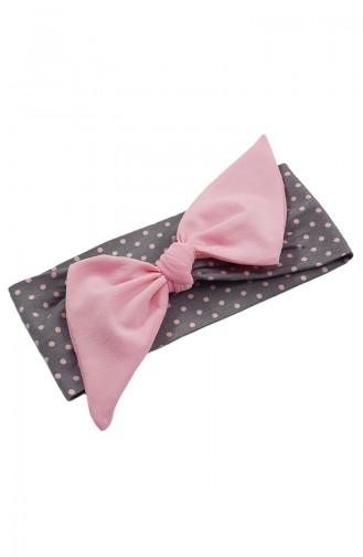 Pink Hat and bandana models 241