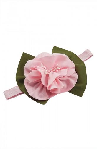 Baby und Kind Blume Accessoire Haarband NBA256 Pink 255