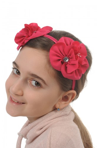 Fuchsia Hat and bandana models 270