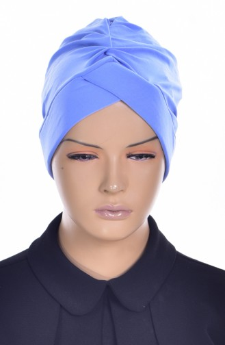 Bonnet de Bain Croisé 0018-06 Bleu 0018-06