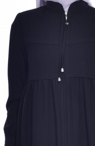 Black Abaya 5912-01