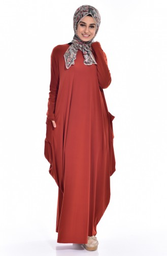 Pocketed Abaya  1646-06 Tile 1646-06