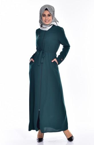 Emerald Abaya 2516-04