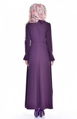 Purple Dress 60673-08