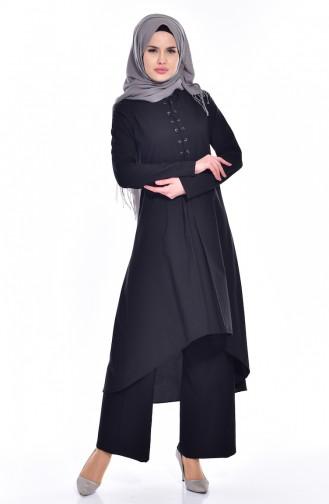Tunique 9017-01 Noir 9017-01