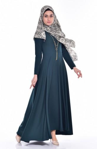 Emerald İslamitische Jurk 4055A-01