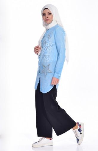Ice Blue Shirt 0016-02
