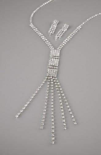 Silver Gray Sieraden 04-0405-48-10-01
