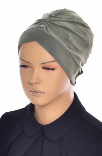 Kreuz Bade Bonnet 0018-12 Khaki 0018-12