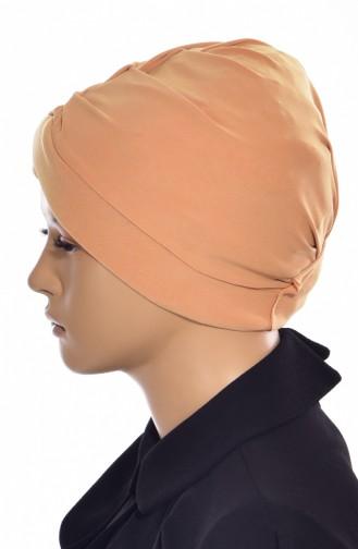 Kreuz Bade Bonnet 0018-15 Senf 0018-15