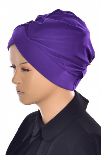 Purple Swim Cap 0018-20