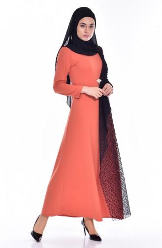 Robe Filet 3307-03 Orange 3307-03